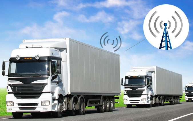 gps truck tracking system in delhi